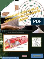 Anomalías clinicas de la regulación del volumen de líquido