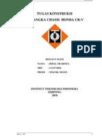 Chacis Honda Cr-V (Irbal Fraroza)