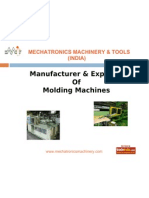 Mechatronics Machinery & Tools India