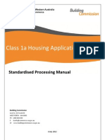 7 Local Government Processing Manual for Housing 6 July 2012