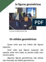 Estudando figuras geométricas