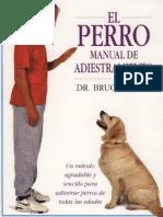 El Perro Manual de Adiestramiento Canino