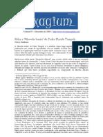 Patrício Batsîkama - Reler a 'Filosofia bantu' do Padre Placide Tempels
