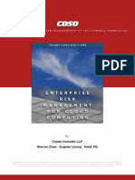 Cloud Computing Thought Paper