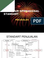 Prosedur Operasional Standard