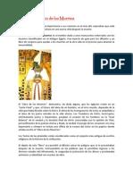 Que Es El Libro Egipcio de Los Muertos y Que Es La Biblia
