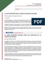 Resumen de Prensa 03-10-2012