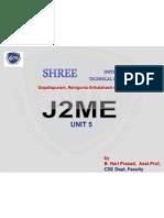 j2me unit - 5