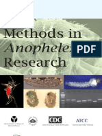 Methods in Anopheles Research