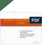 Treatment of STD