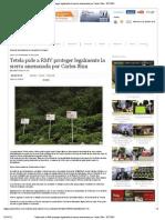27-09-2012 Puebla Online - Tetela Pide a RMV Proteger Legalmente La Sierra Amenazada Por Carlos Slim