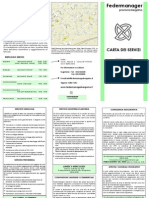 Brochure Servizi Federmanager 2012