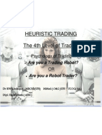 heuristic trading  melissa