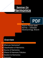 Effects of Harmonic Pollution