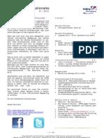 DPSG Newsletter Internationales 2012-VI September