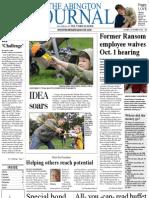 The Abington Journal 10-03-2012