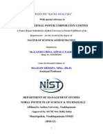 Naidu. Ratio Analysis