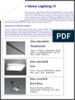 Your Home Lighting !!!