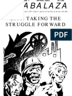 Zabalaza - African Anarchism 1