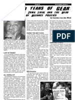 Van Der Walt - COSATU, Zuma Trial and Dead End of Alliance Politics - Zab 7, 2006