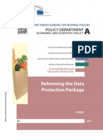 Reforming the Data Protection Package