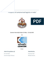 Amod Prospects of Logistics