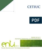 Enti 2011 Proveedores 1 Edician Publica Reporte Final