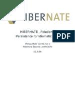 Hibernate Jbosscache Guide 3