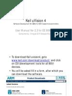 Keil User Manual