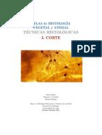 Tecnicas Corte histologia