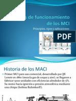 1a. Principios de Funcionamiento de Los MCI