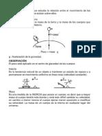 DINÁMICA LINEAL PDF TEORÍA Y EJERCICIOS CON RESPUESTAS DE FISICA BASICA ~ LIBROS GRATIS PDF