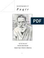 autobiography of faqir