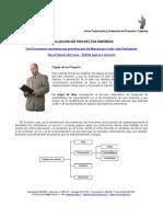 ADM 380 - Preparación y Evaluación de Proyectos Empresa