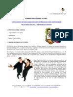 ADM 401 - Administración del Stress