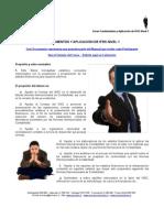 ADM 590 - Fundamentos y Aplicación de IFRS Nivel I
