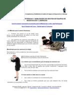 ADM 534 - Desarrollo de Competencias y Habilidades de Gestión de Equipos Negociación y Liderazgo