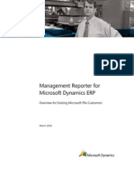 management-reporter-overview
