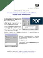 CEI 335 - Introducción a la Computación
