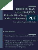 Unidade 3 - Obrigacoes de Meio - Resultado - Garantia (1)