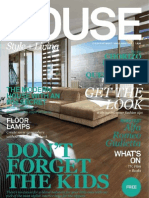House Style & Living Magazine - August 2011