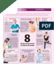 8 Formas de Prevenir El Cancer de Mama