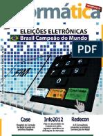 INFORMÁTICA em REVISTA - EDIÇÃO 75 - OUTUBRO DE 2012