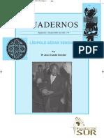 Cuadernos África - Leopold Senghor