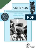 Cuadernos África- Religiones tradicionales africanas