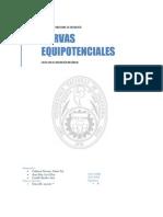 fisica 3_ Curvas Equipotenciales