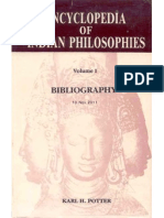 The Encyclopedia of Indian Philosophies. Vol I. Bibliography