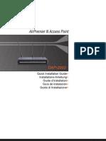 DLink DAP 2553 QuickStart Manual