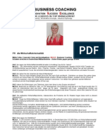 PR Presse Bericht Wirtschaftskriminalität