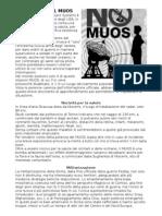"""Approfondimento sul MUOS a cura dello spazio sociale """"La Fucina"""""""